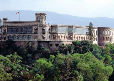 Passport mexico, city pass, amigo tours,castillo_chapultepec_ciudad_de_mexico