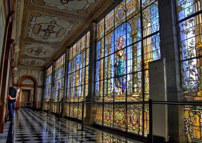 vitrales-castillo-de-chapultepec