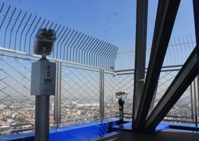 Mirador Torre Latino, CityPass, Passport México, Ciudad de México