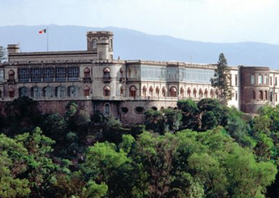 Chapultepec Castle – National History Museum