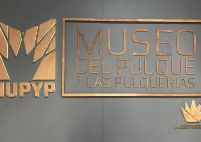 Museo del Pulque y las Pulquerías.
