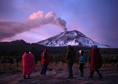 Volcanoes Tours