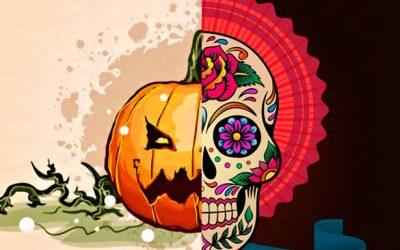 Día de muertos y Halloween…¿El mismo origen?