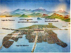 calles tenochtitlan