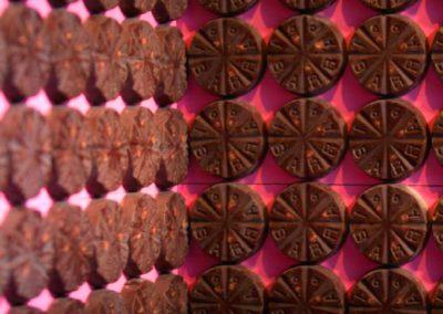 Mural chocolate