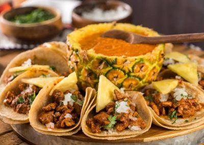 Food Tour-Tacos and Mezcal .